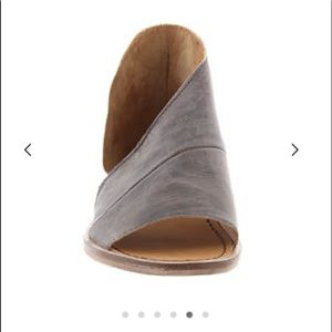 Free people mount blanc sandal